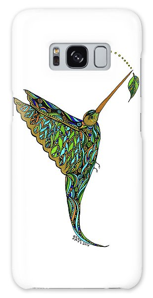 Hummingbird Galaxy Case