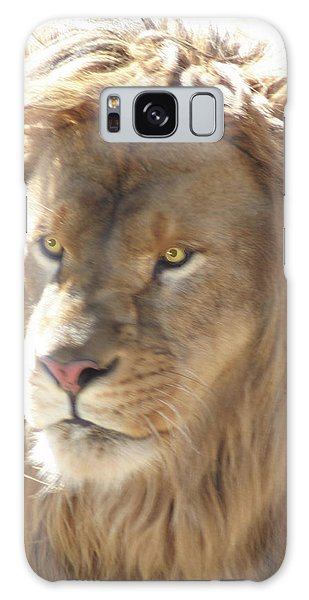 I Am .. The Lion Galaxy Case