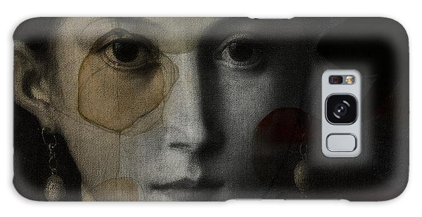 Portraiture Galaxy Case - I Don't Know Why -  by Paul Lovering