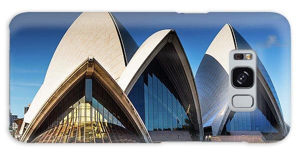 Iconic Sydney Opera House Galaxy Case