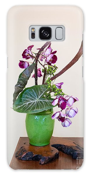 Ikebana Art Galaxy Case