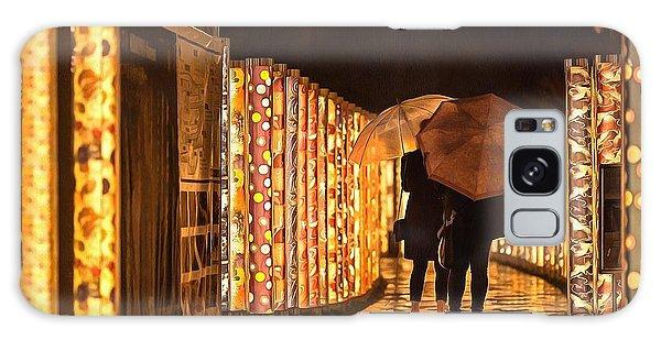 In The Kimono Forest Galaxy Case