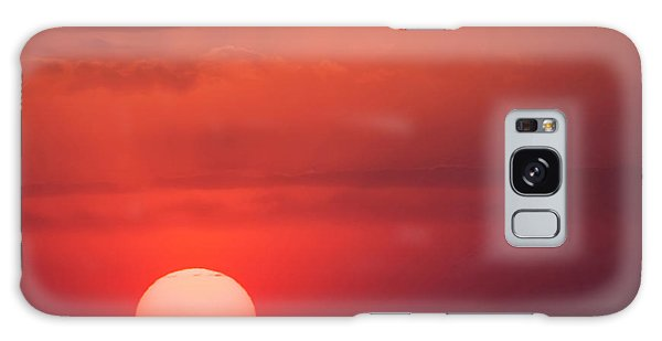 Galaxy Case featuring the photograph In The Sun by Scott Bean
