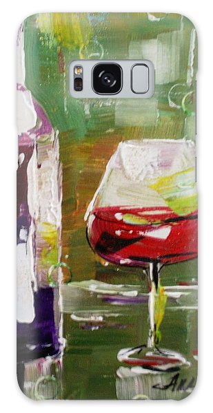 In Vino Veritas. Wine Collection Galaxy Case