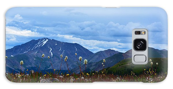 Galaxy Case featuring the photograph Independence Pass by Kate Avery