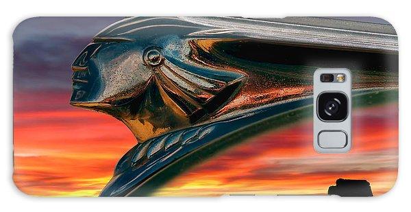 Chrome Galaxy Case - Indian Rainbow by Douglas Pittman