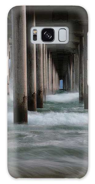 Galaxy Case featuring the photograph Infinity by Edgars Erglis