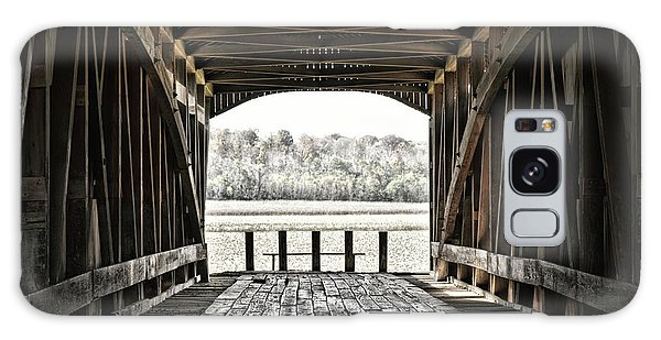 Inside The Covered Bridge Galaxy Case