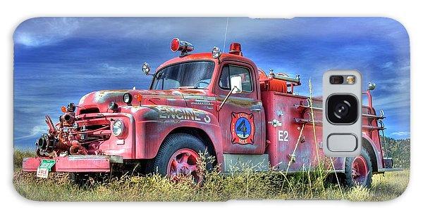 International Fire Truck 2 Galaxy Case