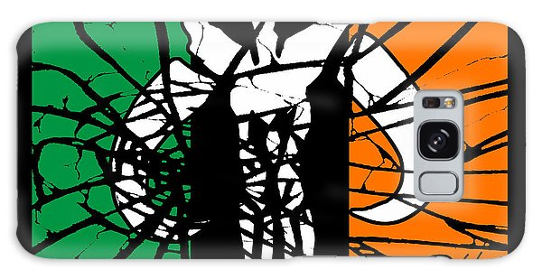Irish Mandalorian Flag Galaxy Case