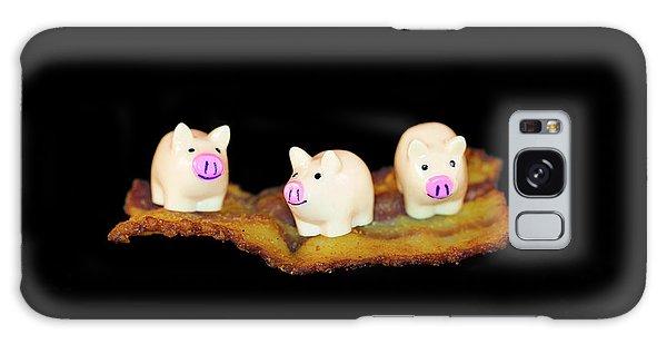 Ironic Pigs Galaxy Case