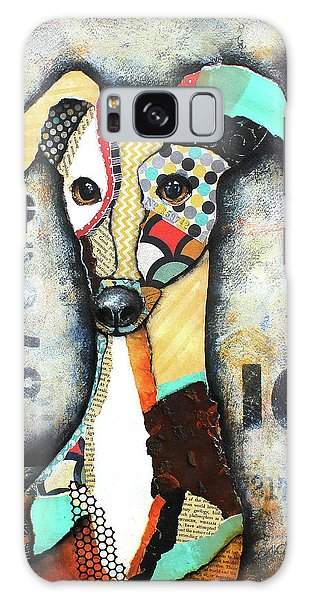 Italian Greyhound Galaxy Case