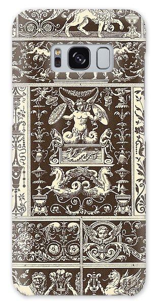 Decorative Galaxy Case - Italian Renaissance by Italian School