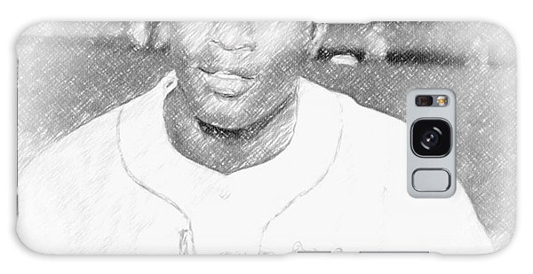 Jackie Robinson Galaxy Case