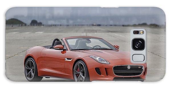 Jaguar F-type Convertible Galaxy Case
