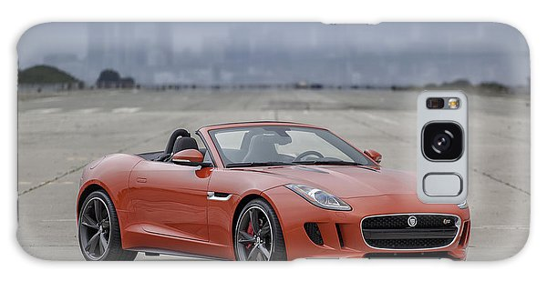Jaguar F-type Convertible Galaxy Case