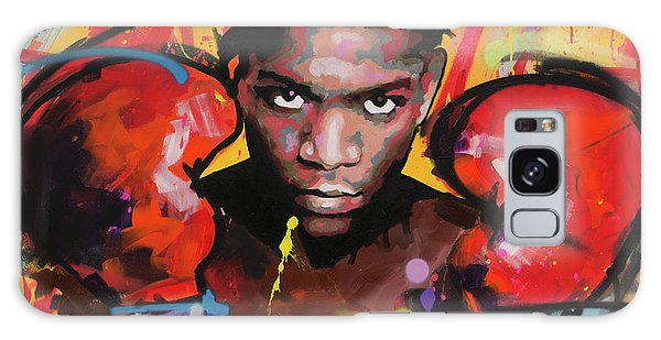Jean Michel Basquiat Galaxy Case