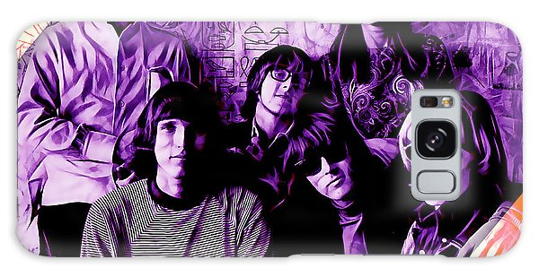 Jefferson Airplane Collection Galaxy Case