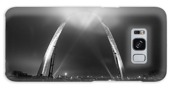 Jefferson Expansion Memorial Gateway Arch Galaxy Case