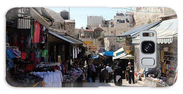 The Old City Of Jerusalem 1 Galaxy Case