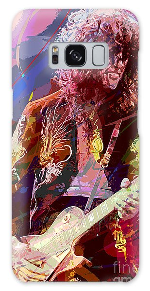 Jimmy Page Les Paul Gibson Galaxy Case