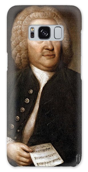 Johann Sebastian Bach, German Baroque Galaxy Case