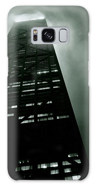Hancock Building Galaxy S8 Case - John Hancock Building - Chicago Illinois by Michelle Calkins