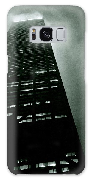 John Hancock Building - Chicago Illinois Galaxy Case