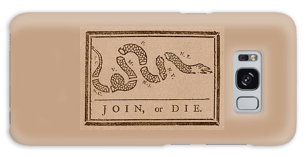 Patriotic Galaxy Case - Join Or Die by War Is Hell Store