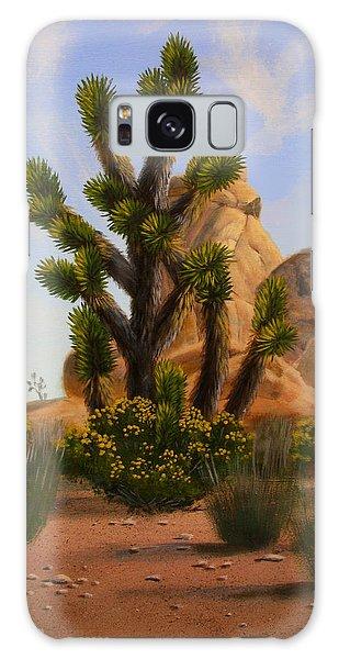 Galaxy Case - Joshua Tree by Mark Junge