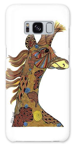Josi Giraffe Galaxy Case