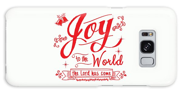 Joy To The World Galaxy Case