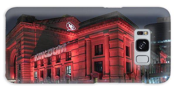 Kc Red Galaxy Case