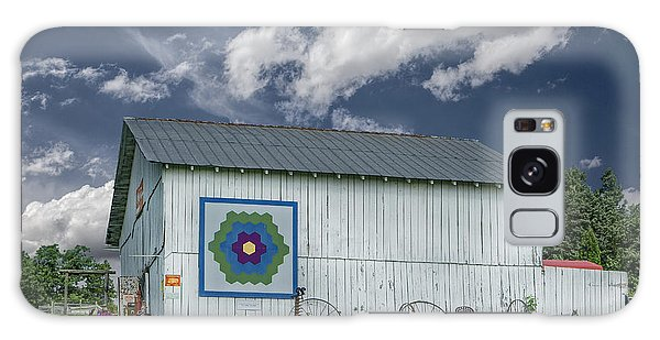 Kentucky Quilt Barn Galaxy Case