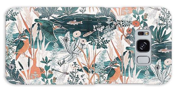 Kingfisher Galaxy S8 Case