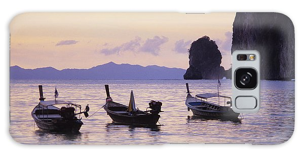 Phi Phi Island Galaxy Case - Koh Phi Phi by Bill Brennan - Printscapes