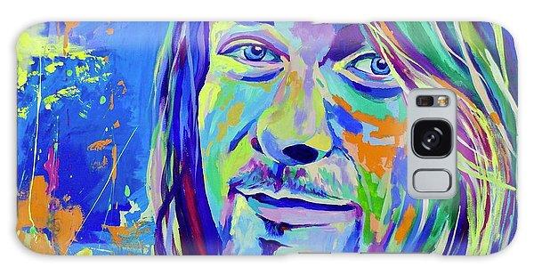 Kurt Cobain Galaxy Case
