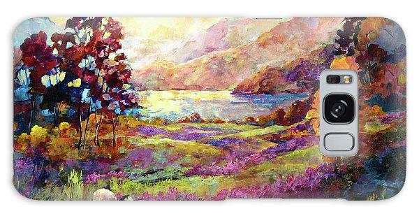 Lake Bala, Wales Galaxy Case