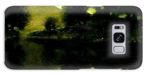 Galaxy Case - Lakeside Sunset by Jim Gola