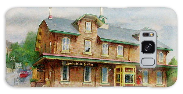 Lambertville Inn Galaxy Case