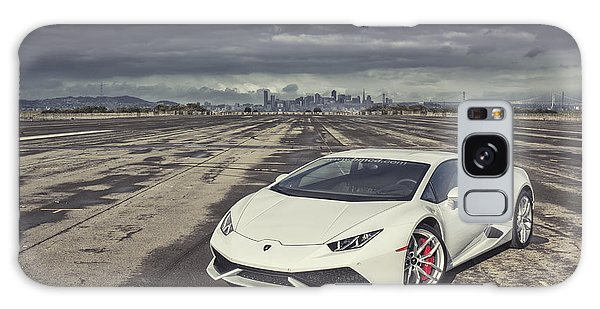Galaxy Case featuring the photograph Lamborghini Huracan by ItzKirb Photography