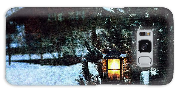 Lantern In The Woods Galaxy Case