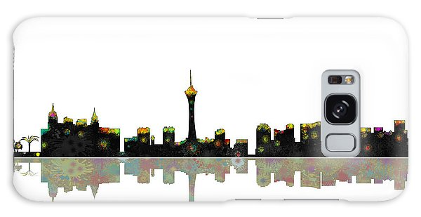 Las Vegas Nevada Skyline Galaxy Case