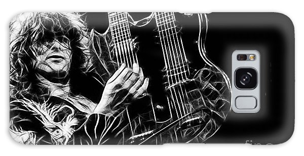 Led Zeppelin Jimmy Page Galaxy Case
