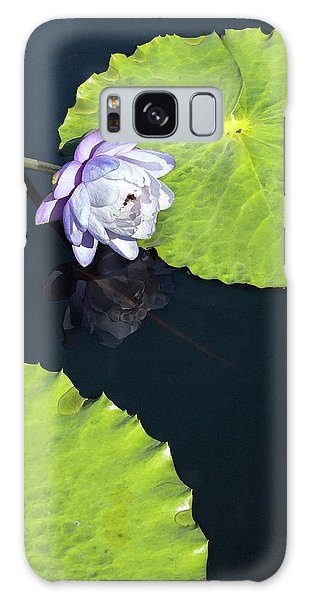 Lily Love Galaxy Case by Suzanne Gaff