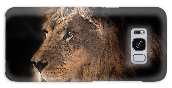 Lion King Of The Jungle Galaxy Case