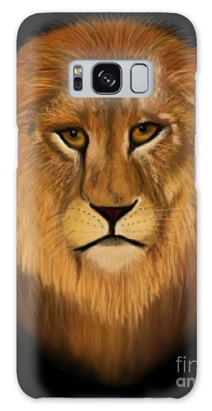 Lion - The King Of The Jungle Galaxy Case