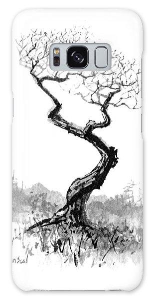 Little Zen Tree 1820 Galaxy Case