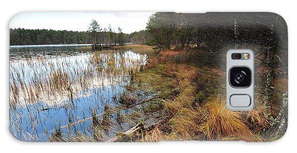 Cairngorms National Park Galaxy Case - Loch Garten by Smart Aviation