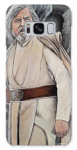 Luke Skywalker Galaxy Case by Tom Carlton